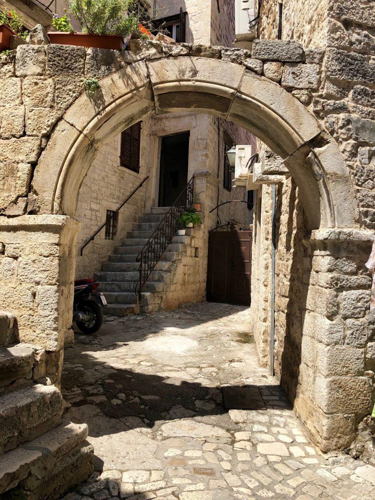 Old Town, Trogir