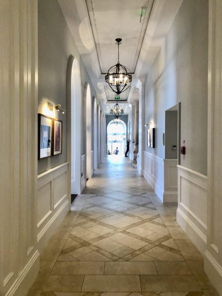 Hilton Imperial Dubrovnik Main Hallway