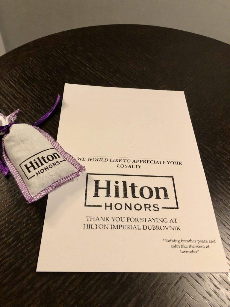 Hilton Imperial Dubrovnik Lavender