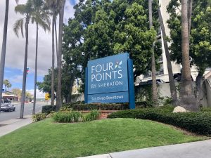 Hotel Review: Four Points by Sheraton San Diego Downtown Little Italy