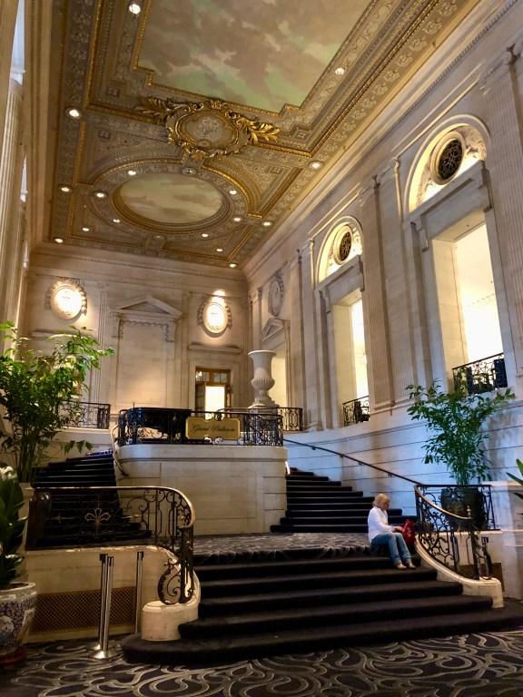 Hilton Chicago Ballroom