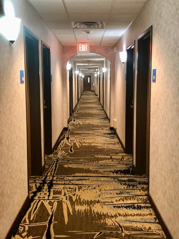 Holiday Inn Express Mount Rushmore Hallway