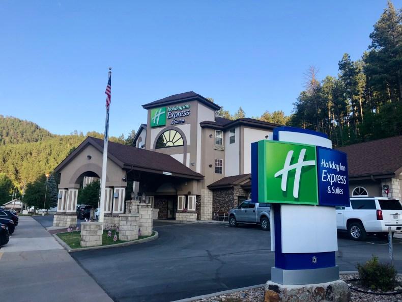 Holiday Inn Express Mount Rushmore/Keystone
