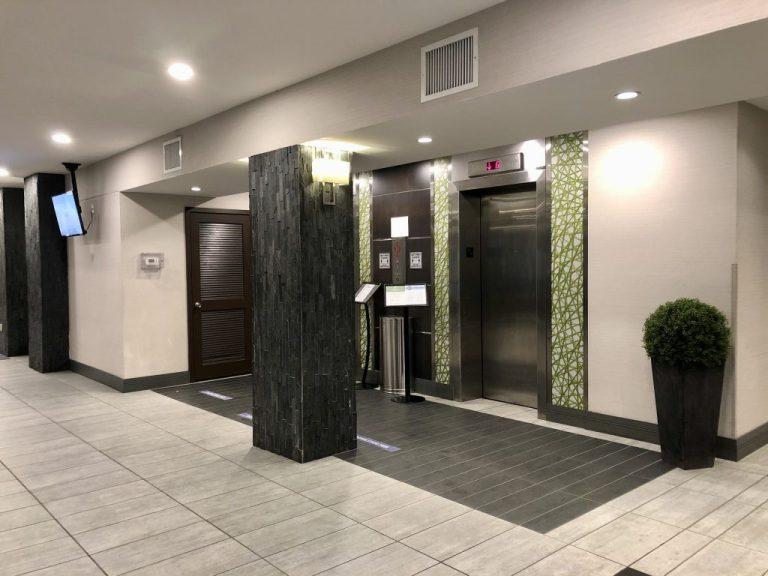Holiday Inn Niagara Falls Elevators