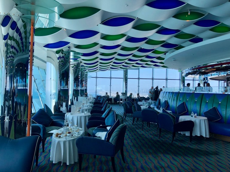 Burj Al Arab Skyview Bar