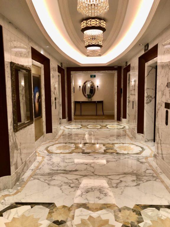 St. Regis Abu Dhabi Elevators
