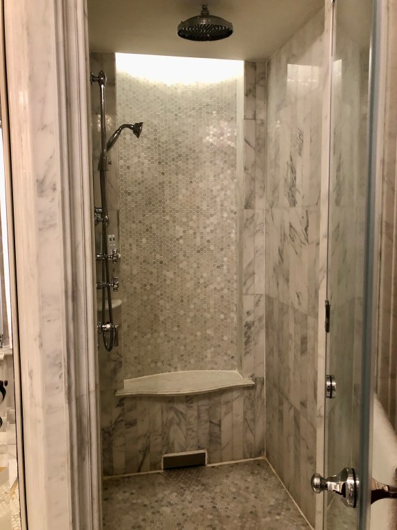 St. Regis Abu Dhabi Shower