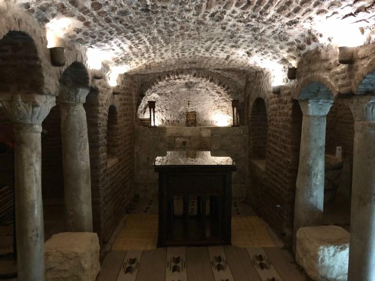 Abu Serga Crypt