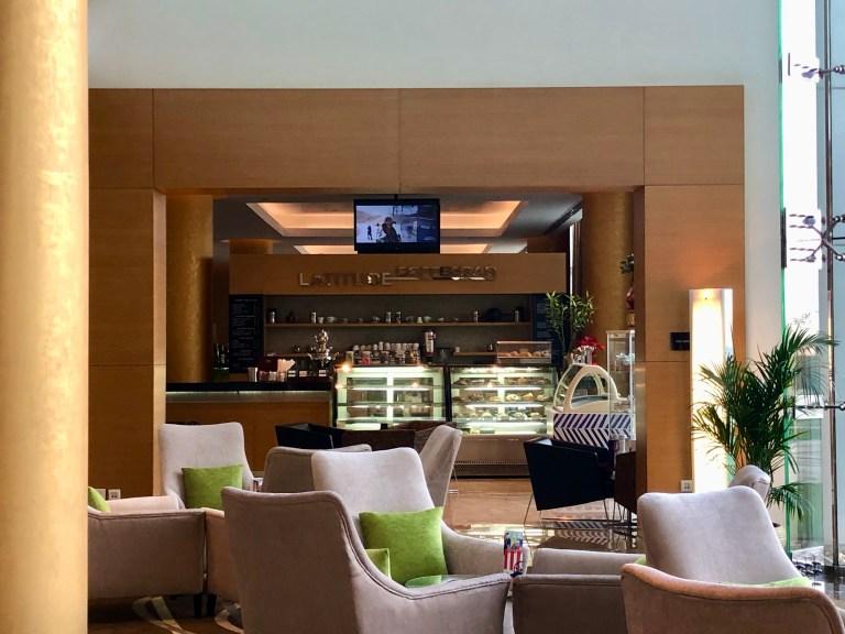 Le Meridien Cairo Airport Cafe
