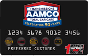 AAMCO Credit Card