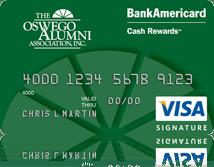 Oswego University Credit Card