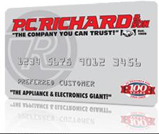 PC Richards Credit Card