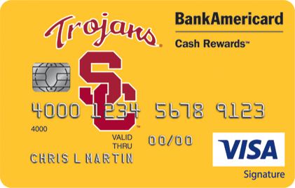 USC Credit Card
