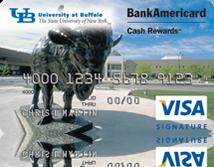 University of Buffalo Credit Card