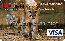 University of Houston Credit Card