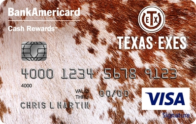 University of Texas Credit Card