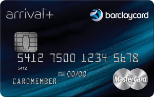 Barclay Arrival Plus Credit Card
