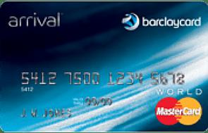 Barclaycard Arrival Credit Card
