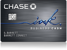 Chase Ink Cash Credit Card