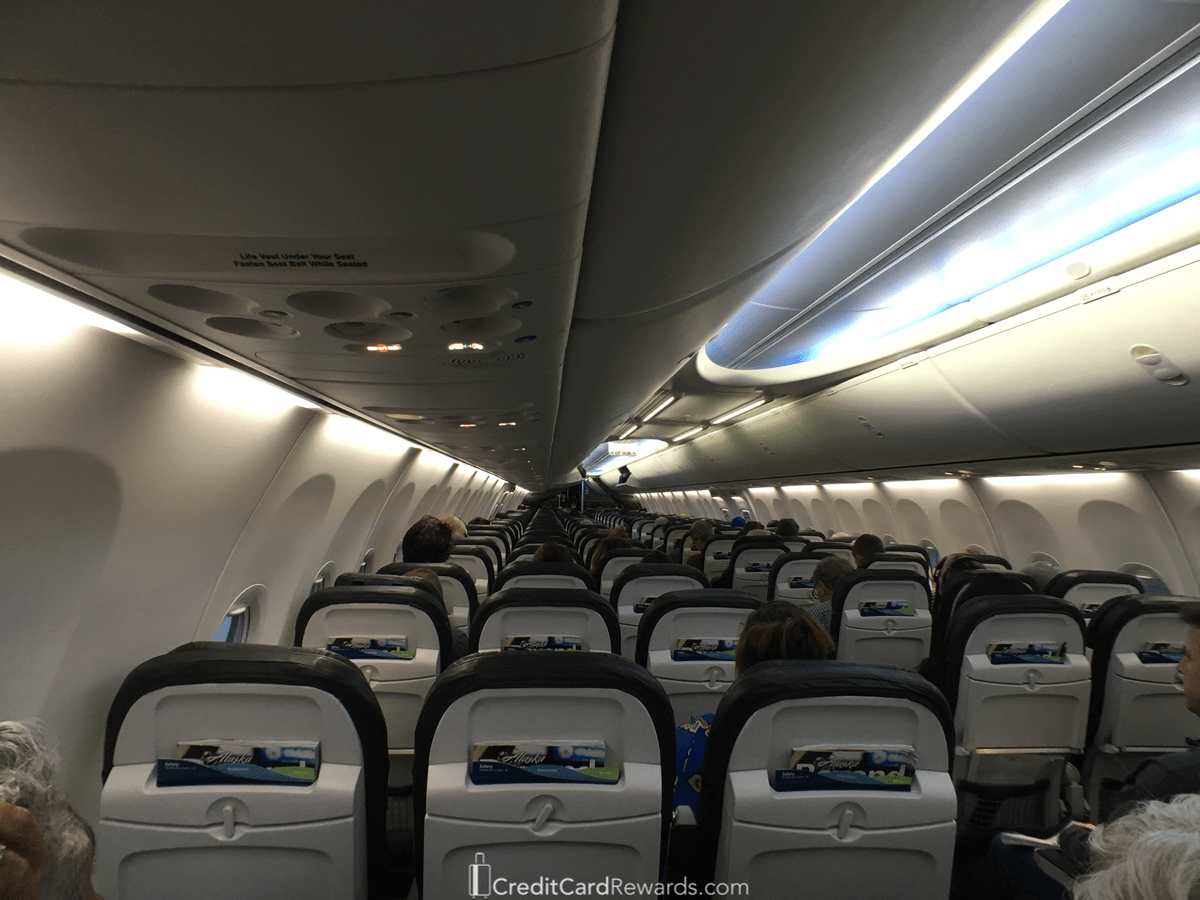 Buy Your Alaska Airlines Premium Class Seats Starting Today Credit Card Rewards