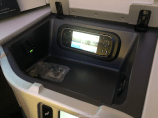 Air Canada Business Class IFE Controller and Storage