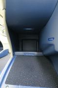 Delta One 767 Business Class Ottoman