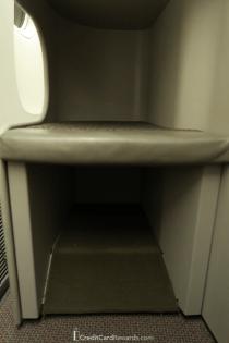 Garuda Indonesia Business Class Footrest