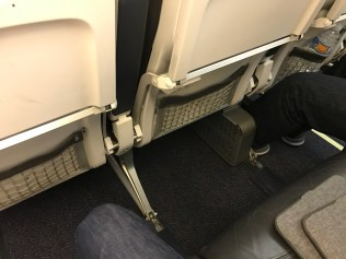 Alaska Airlines Economy Legroom