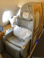 Emirates First Class Window Suite