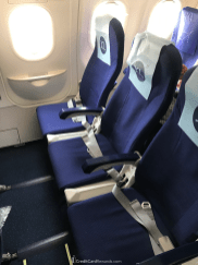 IndiGo Airlines exit row seats