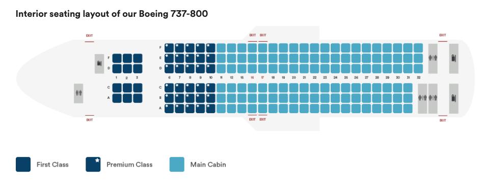 In-flight Review: Alaska Airlines New Premium Class (Premium
