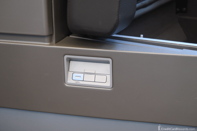 Lufthansa First Class Mood Lighting Switch