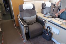 Lufthansa First Class Seat 2G