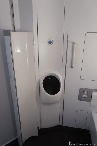 Lufthansa First Class Urinal