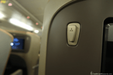Singapore Airlines Business Class Coat Hook