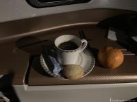 Singapore Airlines Business Class Espresso