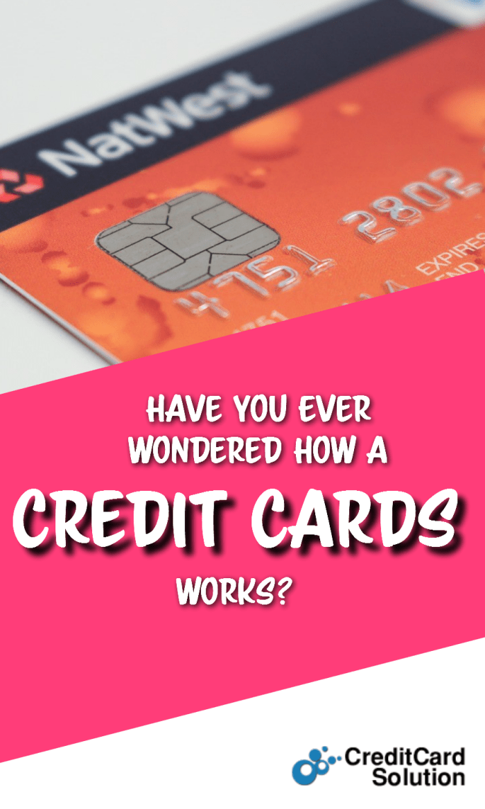 Have You Ever Wondered How a Credit Cards works?