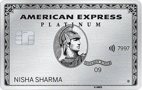Amex Platinum Charge card