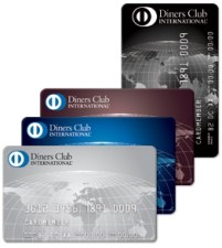HDFC Diners Club credit cards