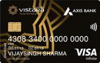 Axis Bank Air Vistara Infinite