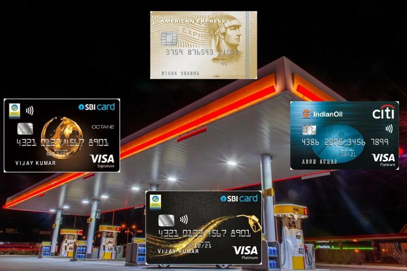 Fuel Credit Cards India