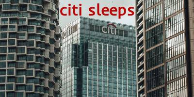 Citi Sleeps in India