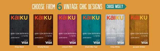 Kaiku Cards