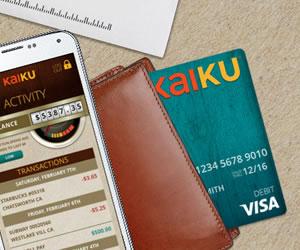 kaiku prepaid card - Kaiku Prepaid Card