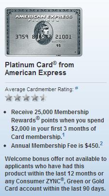 Platinum Card