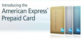 Amex Prepaid Card