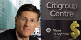 Citigroup CEO Mike Corbat