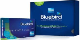 AMEX BlueBird Checking Accounts