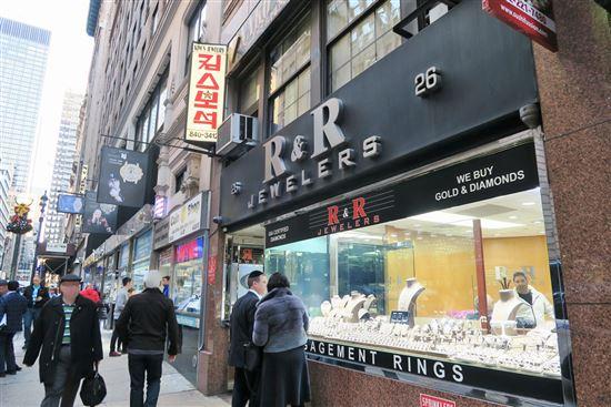 Most Popular Jewelry: Popular Jewelry Stores In New York