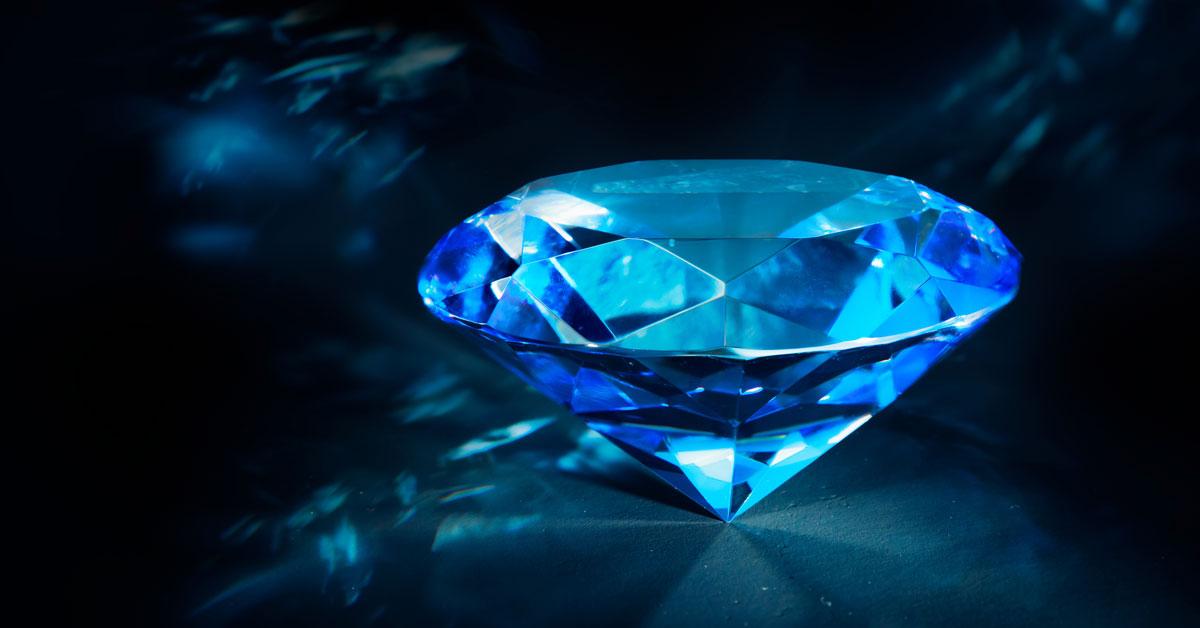 diamond fluorescence good bad